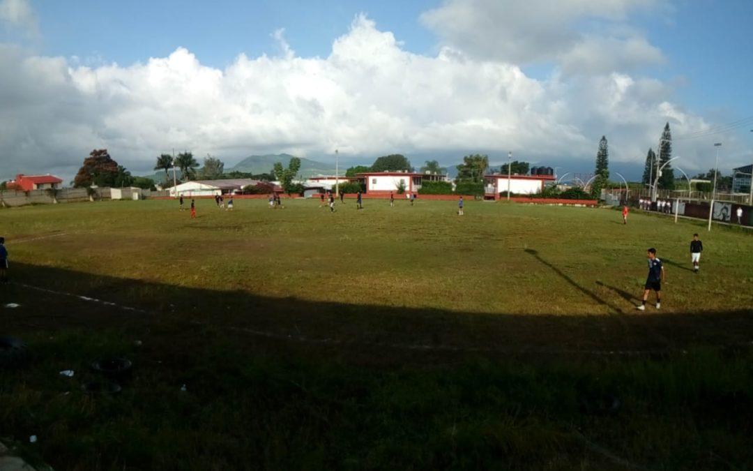 Primer Encuentro De Fútbol Bicentenario VS CETis
